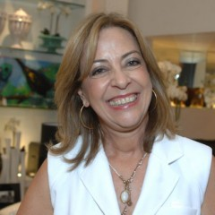 Márcia Nejaim confere projeto em Portugal