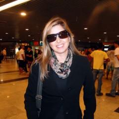 A chegada de Mylena Ciribelli