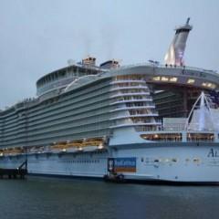 O maior navio do mundo