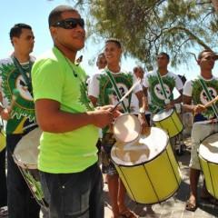 Domingo tem samba no Recife Antigo