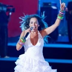 "Daniela Mercury apresenta o show ""Pelada"""