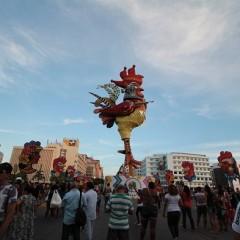 Mais detalhes do desfile do Galo da Madrugada