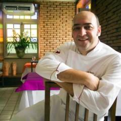 César Santos vai comandar o Espaço Sabor Rural