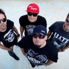 Raimundos vai lançar novo disco no palco do Chevrolet Hall