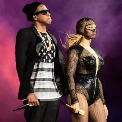 Jay-Z teria confirmado gravidez de Beyoncé em show