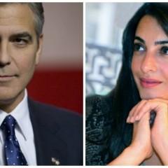 George Clooney será pai pela primeira vez