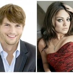 Ashton Kutcher e Mila Kunis vão ter gêmeos, diz revista