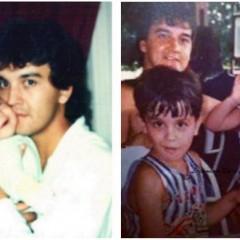 Luan faz homenagem ao pai Amarildo Santana