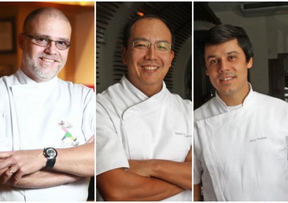 Chefs pernambucanos gravam documentário