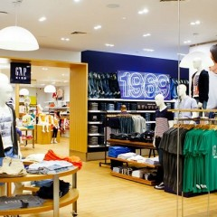 GAP inaugura amanhã no Shopping Recife