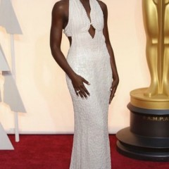 O vestido mais caro do Oscar 2015 foi desenhado por brasileiro