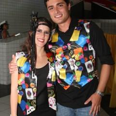 Camilo Simões e Rebeca Duque: cegonha a caminho
