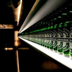 Bar da Heineken vai abrir no Recife