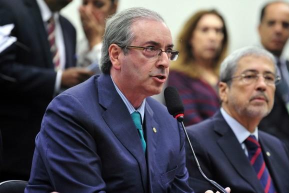Dilma chamou Eduardo Cunha para conversar