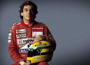 Exposição traz capacetes de Ayrton Senna a Pernambuco