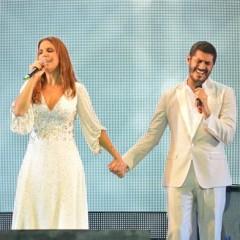 Show de Ivete Sangalo e Criolo reuniu 100 mil pessoas no Pina