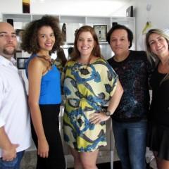 Blogueira Juliana Nascimento arma encontro de noivas em Boa Viagem