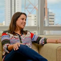 Raquel Lyra divulgou projeto em São Paulo