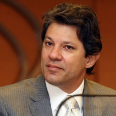Fernando Haddad promete controlar a taxa de juros