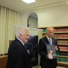 O prestigiadíssimo lançamento do livro de Arménio Dias