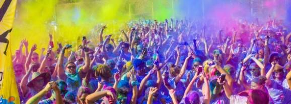 Arena Pernambuco vai receber a Color Vibe