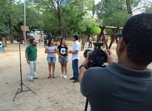 Blogueiras lançam canal infantil no YouTube
