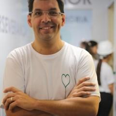 """""""Iniciativas solidárias podem ser um forte caminho para a cidadania"""", afirma Fábio Silva, da ONG Novo Jeito"""