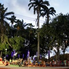 Praça Sérgio Loreto recebe projeto de lazer e atividades do Galo da Madrugada