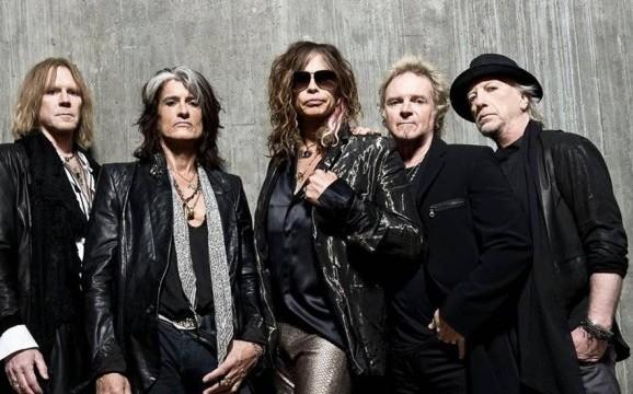 Pré-venda de ingressos para show de Aerosmith no Recife começa nesta segunda-feira