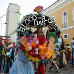 Bloco das Flores vai desfilar em homenagem ao Galo da Madrugada