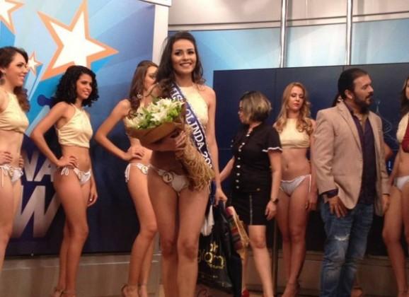 Flavianne Estrela é eleita a nova Miss Olinda 2016