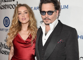 Amber Heard pede medida restritiva para se proteger de Johnny Depp