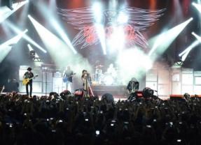 Aerosmith faz show apaixonante e surpreendente no Recife