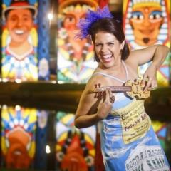 """Cristina Mello: """"Sou mulher e uso toda minha força para transformar tempo em ouro"""""""