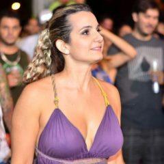 Juliana Cavalcanti criou concurso para o  Warm Up King Festival