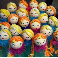 Casa Forte recebe oficina de bonecos para crianças