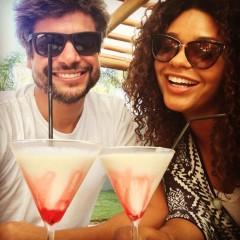 Juliana Alves anuncia gravidez do primeiro filho