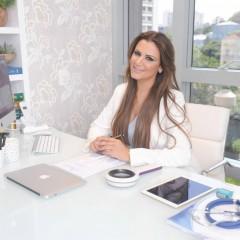 Esteticista Flávia Medeiros ministra curso no Recife