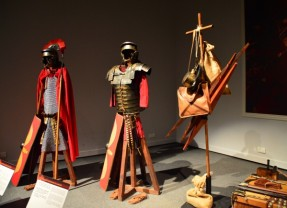 Mostra Império Romano chega ao Recife e leva público à Roma Antiga