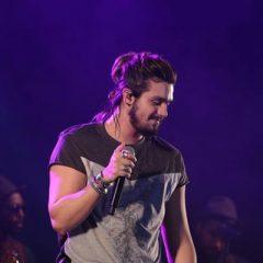 O repertório do show de Luan Santana, hoje, no Recife