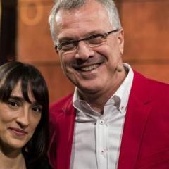 Pedro Bial e Maria Prata esperam primeira filha juntos