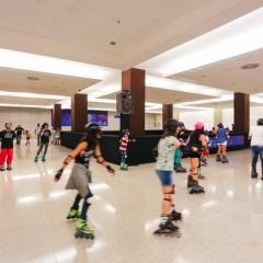 Pista de patinação Roller Dance será montada no RioMar