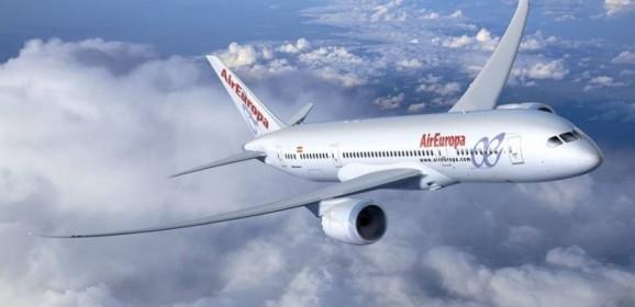 Air Europa anuncia tarifa promocional para saídas de Salvador e Recife em classe executiva