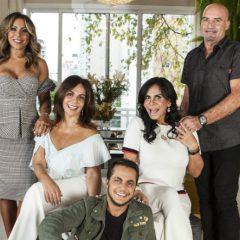 Gretchen abre intimidade da família em reality show