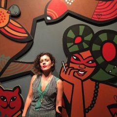 """""""Sempre tive que me afirmar e saber me colocar como mulher, nordestina e artista"""", confessa Joana Lira"""
