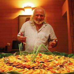 Zé Maria leva o famoso festival gastronômico de Noronha para o Rio