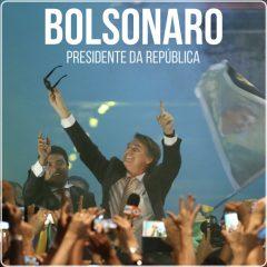Com 94% das urnas apuradas, Jair Bolsonaro é eleito Presidente da República