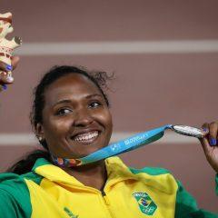 Atleta brasileira Andressa de Morais é suspensa provisoriamente por doping