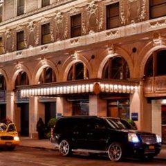 Um hotel magnífico e os novos shows da Broadway