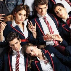 Netflix divulga trailer da terceira temporada de Elite